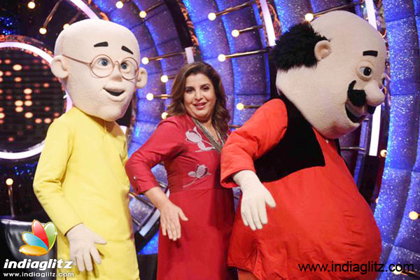 Farah Khan S Real Life Connection With Motu Poltu A K Nandy S