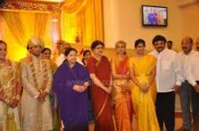 Sudhakaran Sathyalakshmi Wedding 6