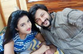 OLLYWOOD REEL COUPLE VARSHA PRIYADARSHINI & ANUBHAV MOHANTY WHO TOUCHED THE HEART OF THE PEOPLE : – A. K. Nandy's